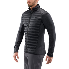 Haglöfs Mimic Hybrid Jacket Herre true black
